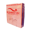 Bio Seaweed Gel - DMA Disposable Mini Buffer - Orange Purple 80/100 Grit - Pack/40pc