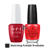 OPI Duo - GCA16A + NLA16 - THE THRILL OF BRAZIL .5 oz
