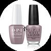 OPI Duo - GCA61A + NLA61 - TAUPE-LESS BEACH .5 oz