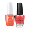 OPI Duo - GCA67A + NLA67 - TOUCAN DO IT IF YOU TRY .5 oz