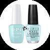 OPI Duo - GCF88A + NLF88 - SUZI WITHOUT A PADDLE .5 oz