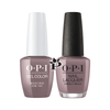OPI Duo - GCG13A + NLG13 - BERLIN THERE DONE THAT .5 oz