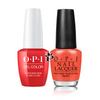 OPI Duo - GCH47A + NLH47 - A GOOD MAN-DARIN IS HARD TO FIND .5 oz