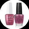 OPI Duo - GCH72A + NLH72 - JUST LANAI-ING AROUND .5 oz