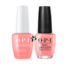 OPI Duo - GCL17 + NLL17 - YOU'VE GOT NATA ON ME - Lisbon Collection .5 oz