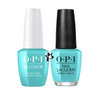 OPI Duo - GCL24 + NLL24 - CLOSER THAN YOU MIGHT BELEM - Lisbon Collection .5 oz