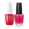 OPI Duo - GCL60A + NLL60 - DUTCH TULIPS .5 oz