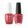 OPI Duo - GCP38 + NLP38 - MY SOLAR CLOCK IS TICKING - Peru Collection .5 oz
