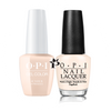 OPI Duo - GCV31A + NLV31 - BE THERE IN A PROSECCO .5 oz