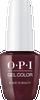 OPI GelColor - #HPK12 - Black to Reality - Nutcracker Collection .5 oz