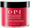 20% OFF - OPI Dipping Color Powders - #DPA70 Red Hot Rio 1.5 oz