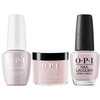 OPI COMBO 3 in 1 Matching - GCA60A-NLA60-DPA60 Don't Bossa Nova Me Around