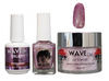 WAVE GALAXY 3 in 1 - COMBO SET (GEL+ LACQUER+ POWDER) - #11 Boysenberry