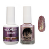 WAVE GALAXY 3 in 1 - DUO ONLY (GEL+ LACQUER) - #3 Golden Brown
