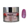 WAVE GALAXY 3 in 1 - POWDER ONLY 2oz - #10 Glittery Plum