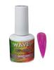 WaveGel Off-Color Gel - #3 Berry Luck  .5 oz