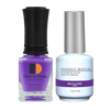 PERFECT MATCH Gel Polish + Lacquer - PMS233 WILD & FREE - Indie Fest Collection