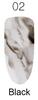 DND DC Gel Ink - #02 Black .6 oz
