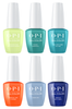 OPI GelColor - GC246 Tokyo Collection Add-On Kit #2 - 6pc