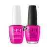 OPI Duo - GCT84 + NLT84 - All Your Dreams In Vending Machines .5 oz
