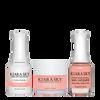 Kiara Sky 3in1(GEL+LQ+Dip) - #490 ROMANTIC CORAL