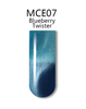 iGel 3D Mood Cat Eye Gel Polish - #MCE07 Blueberry Twister .5 oz