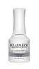 Kiara Sky Gel + Lacquer - #G599 License To Chill - Snow Place Like Home Collection