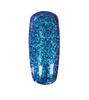 PND Sea Glitter Soak Off Gel .5 oz - SG45