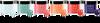 OPI COMBO 3 in 1 Matching - Buy 108 Combo Set (A16-Z13)(NET: $35./combo)