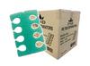 PND Toe Separators Multi Color - Case/1,000 Pairs (PE)