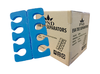 PND Toe Separators Multi Color - Case/1,000 Pairs (EVA)