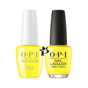 OPI Duo - GCN70 + NLN70 - PUMP Up the Volume .5 oz