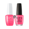 OPI Duo - GCN72 + NLN72 - V-I-Pink Passes .5 oz
