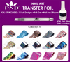 PND Transfer Foil Kit(15designs)+Nico Foil Activator Gel+Nail Pen Silicone Collection #4