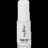 Cre8tion Nail Art Lacquer - Thin Detailer  - 02 White .33 oz