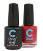 Chisel Matching Gel + Lacquer .5 oz - SOLID 1