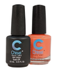 Chisel Matching Gel + Lacquer .5 oz - SOLID 95