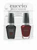 Cuccio Match Makers - #CCMM-1026 (6025) Red Eye to Shanghai