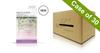 Voesh Case/30pks - Pedi in a Box - 6 Step Ultimate - Sage Full Ness (VPC607 SGE)