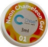 20% Off Chisel Painting  Neon Chameleon Gel #1 (Red)