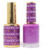 DND DC Duo Gel - #264 Egyptian Purple