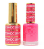 DND DC Duo Gel - #280 Echo Pink