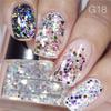 Nail Art Glitter zar 1oz 018