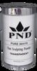 PND Acrylic Powder (Fine Sculpting Powder) - Pure White  22oz.
