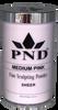 PND Acrylic Powder (Fine Sculpting Powder) - Medium Pink 22 oz.