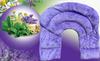 2E Organic - Healing Herbal Wraps  - Herbal Inner Neck Wrap - Mix Herbs