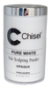 Chisel Fine Sculpting Powder 22 oz - Pure White