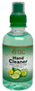 TSC Hand Sanitizer (Cucumber) 70% Alcohol 8 oz  Pre Pack 16 pcs FREE SHIPPING