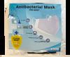 Fabric GA 3 PLY Face Mask, Washable, 5 pcs/bag ($1.45 each) - Choose Your Color