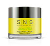SNS Powder Color 1.5 oz - #LG24 We Just Clicked - Glow in the Dark